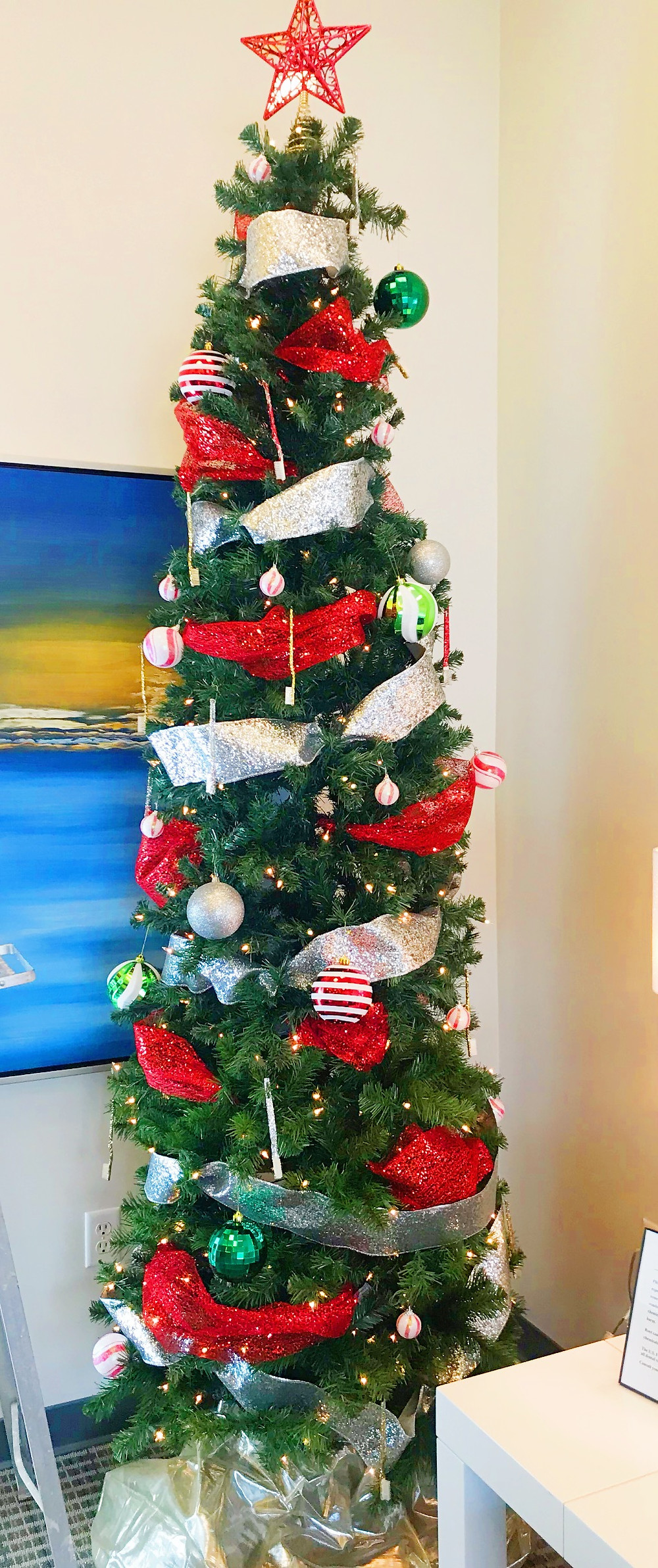 Brea Office Tree