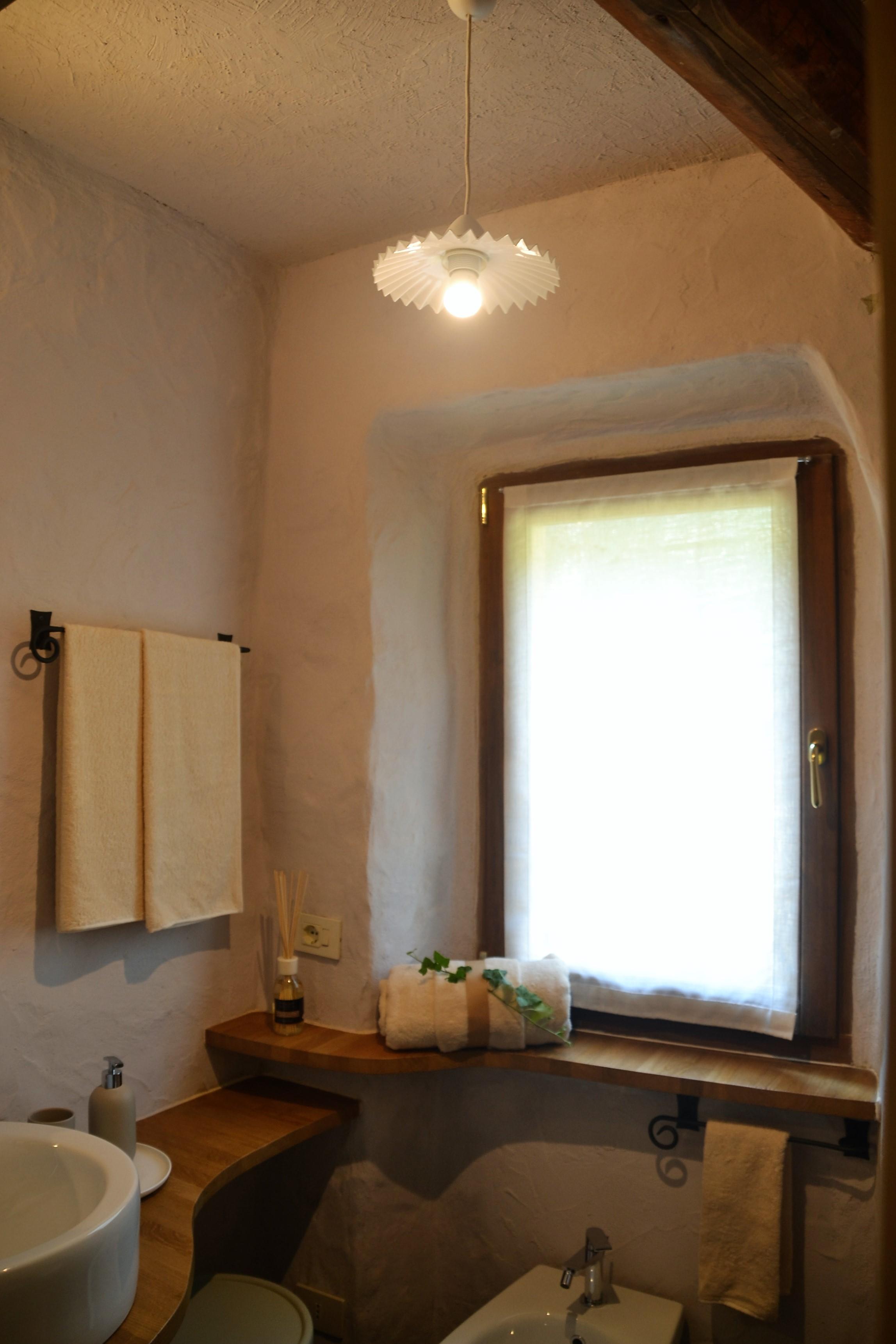 bagno appartamento del sole