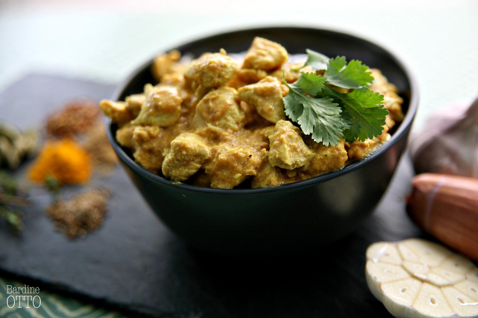 Mild Chicken Korma