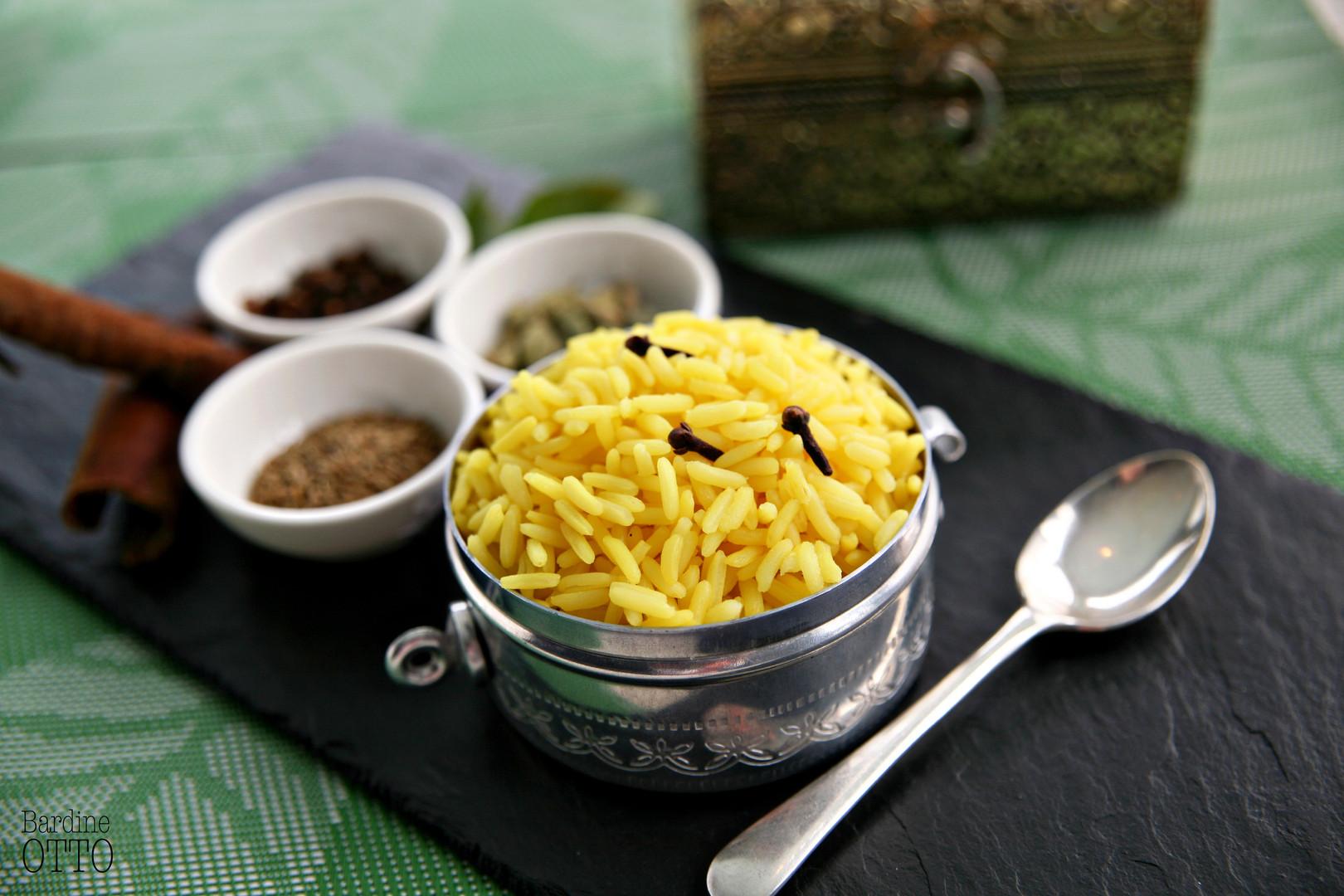 Yellow Fragrant Rice