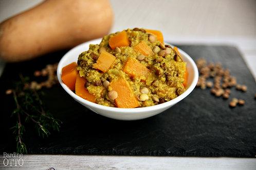 Butternut & Lentil Curry
