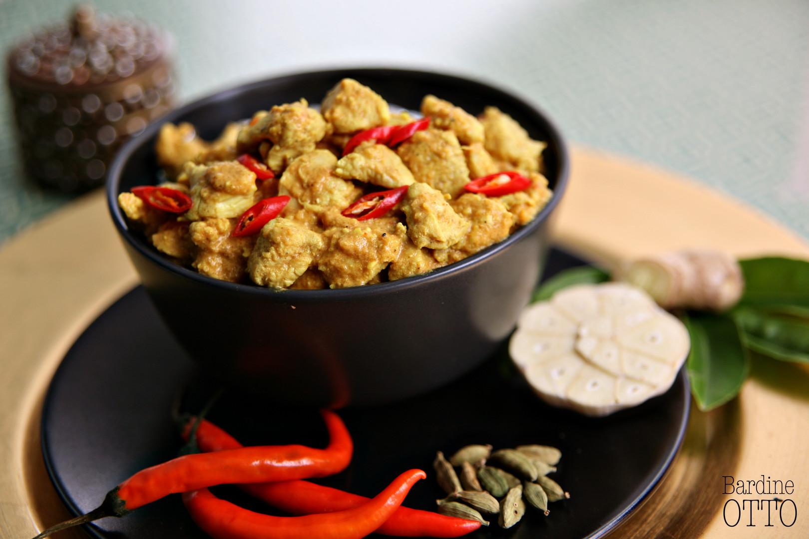 Chicken Shahi Spice Korma