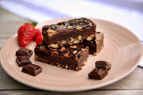 Chocolate Brownie Block