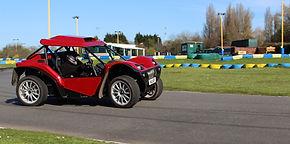 Revoution 4x2 At Birmingham Wheels Race Track