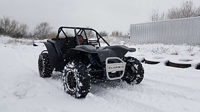 Rebel Corporate Playing In The Snow