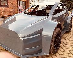 Grey Rebel RX Buggy