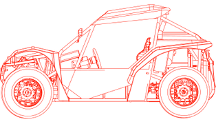Walker-Adams Revolution CAD Picture