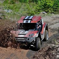 Revolution 4x4 Off Road Racing in Scotland