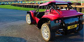 Revoluion At Birmingham Wheels Karting Track