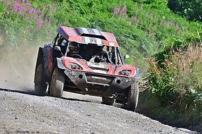 Revolution 4x4 Comp Safari Racing in Wales
