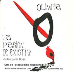 olimpia la pasion de existir 1
