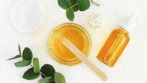 Hausgemachte Hautpflege
