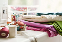 Handmade silk scarves