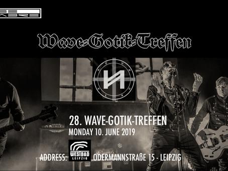 Ground Nero @ Wave-Gotik-Treffen 2019