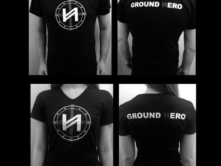 Get Your Ground Nero T-Shirt!
