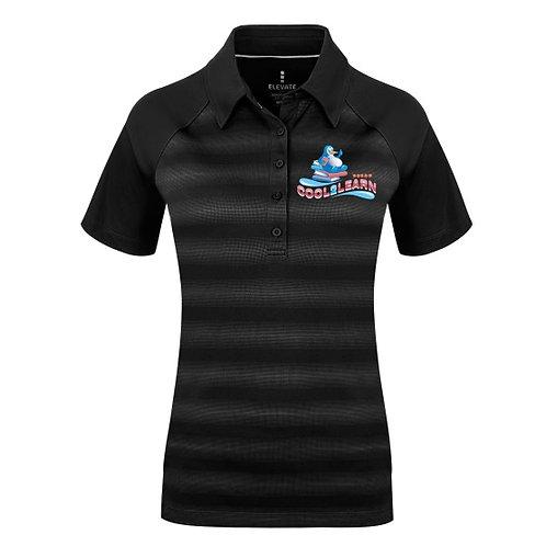 Elevate Shima Women's Short Sleeve C2L Polo Shirt