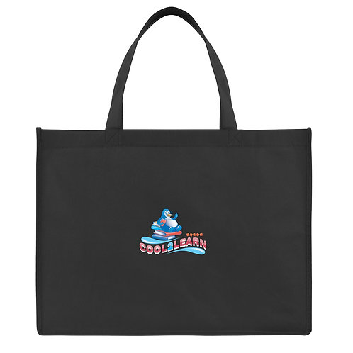 Mystic Shopper Cool2learn Tote Bag