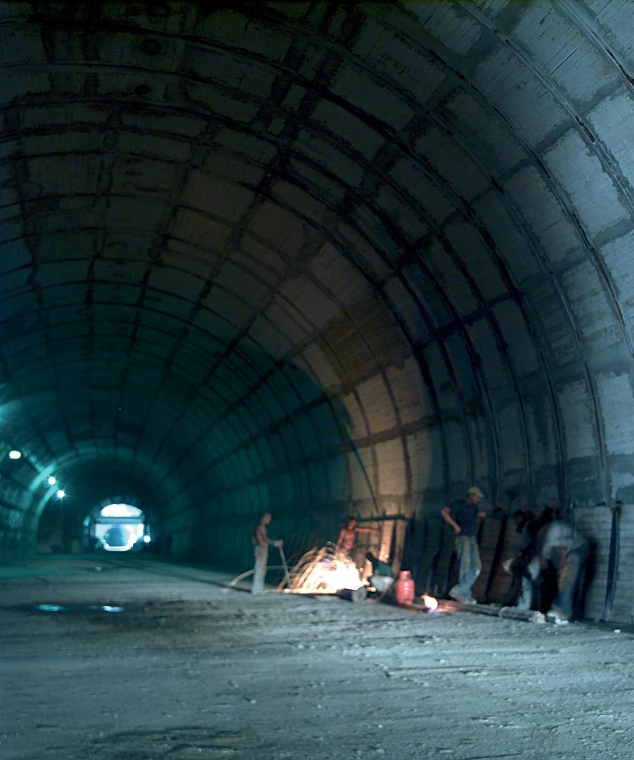 Las 12 en el Túnel