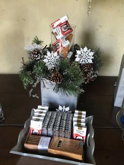 Mariage d'hiver Bar a tabac