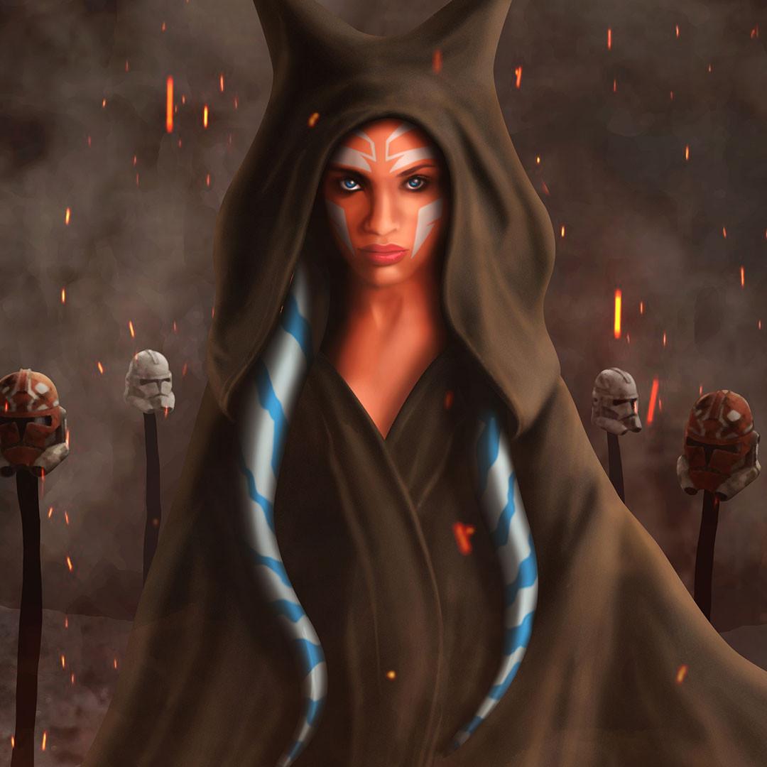 Clone Wars Finale • Ahsoka