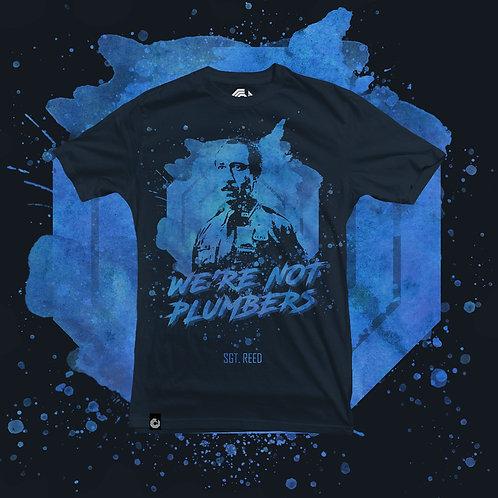 "T-Shirt • ""Sgt.Reed"" • Omni Consumer Designs"