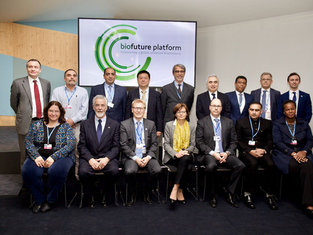 Scaling up the low carbon bioeconomy: the BioFuture Platform Vision Statement