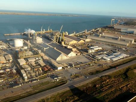 Yara mantém investimento de R$ 2 bilhões no Rio Grande do Sul.