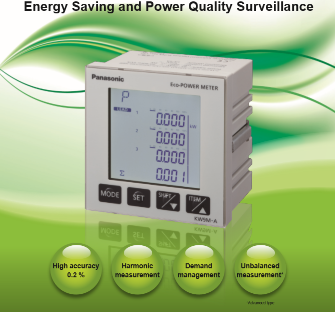 Eco-POWER METER