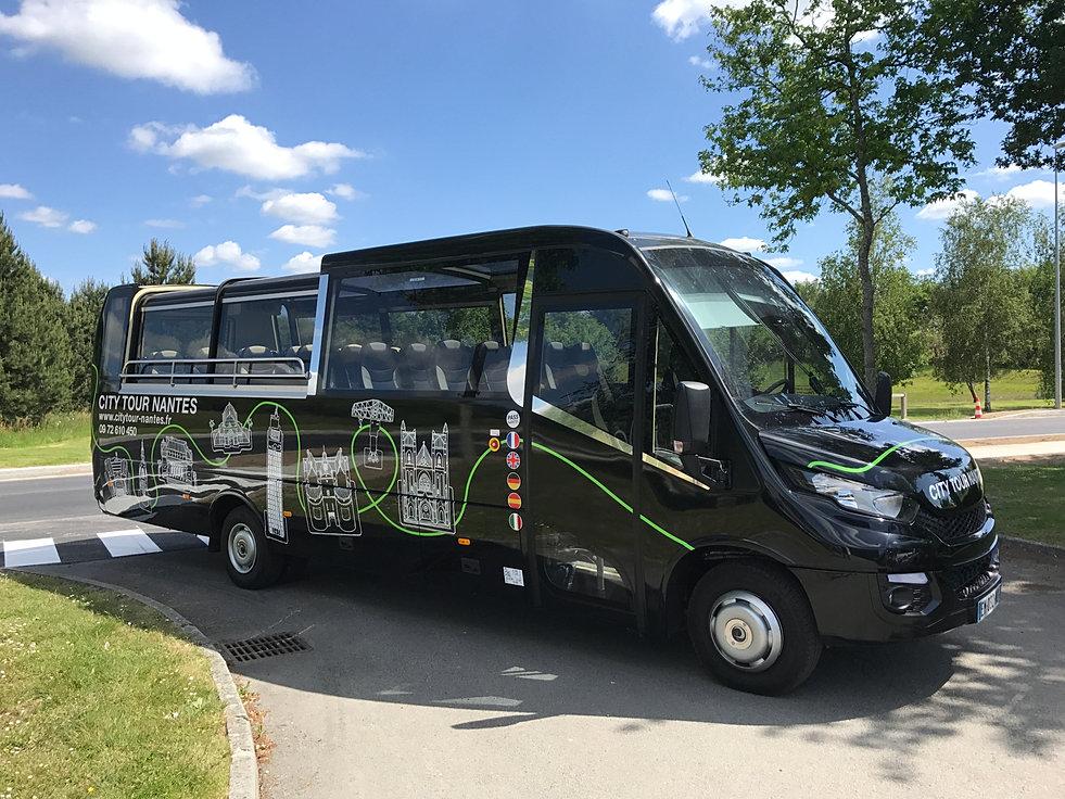 citytour nantes bus panoramique cabriolet. Black Bedroom Furniture Sets. Home Design Ideas