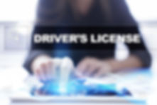 Woman using tablet pc and selecting driv