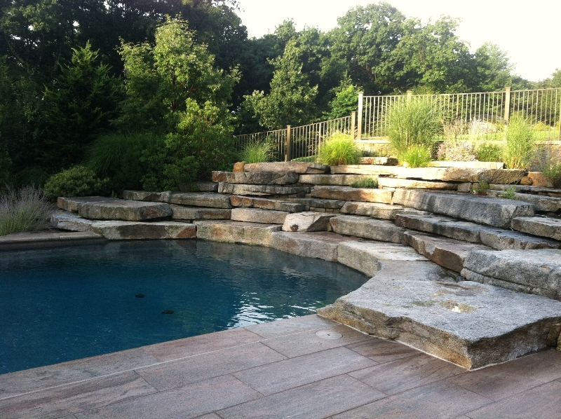 commercial pool designs Midwest