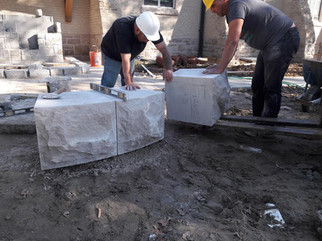 HOME · MONUMENT ENTRYWAYS · CONCRETE · COMMERCIAL STONE · SEAWALL · PATIOS · INTERIOR STONE · REPAIR / MAINTENANCE · LANDSCAPING · EXTERIOR