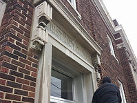 Restoration and Preservation Services partners with a wide range of clients, from homeowners to ... Stone Foundation Repair Historic brick ... Kansas City Stone Foundation Repair & Preservation Brick Masonry Pointing Kansas City.