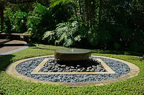 Garden Fountain Design Ideas