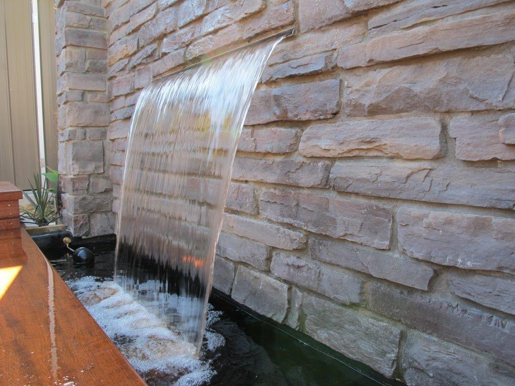 wall water features Nebraska