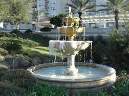Frozen fountain designs Dallas TX