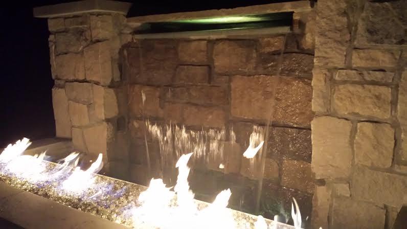 casa fountain