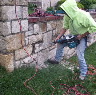 Historic Brick Masonry, stone repair, Masonry Restoration & Preservation Services. Your Kansas City Brick and tuckpointing, repointing, Masonry Restoration.
