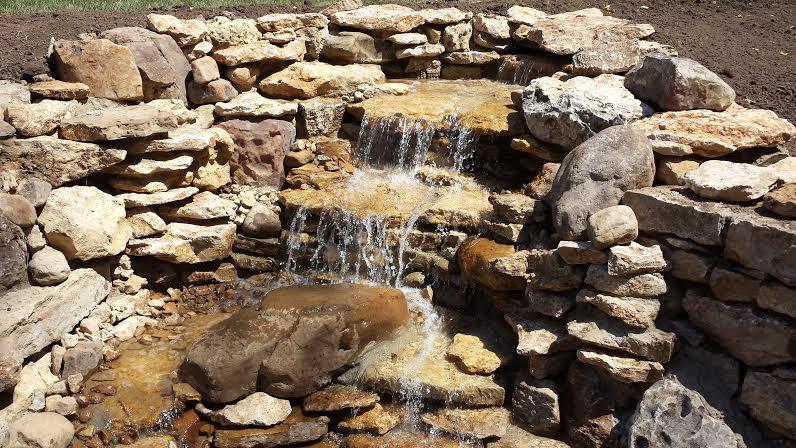 Stone / Brick walls Kansas City Leww