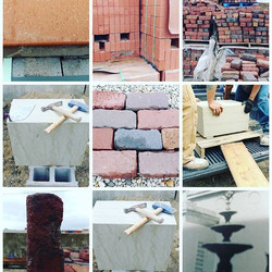 We have a full line of historic brick products and real limestone