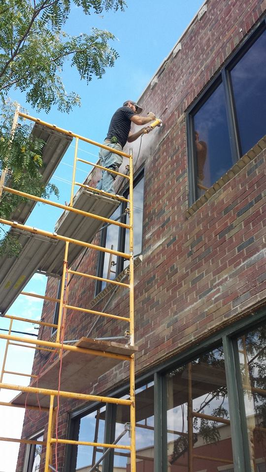 Masonry Restoration Kansas City