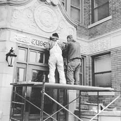 Kansas City's Masonry Restoration an