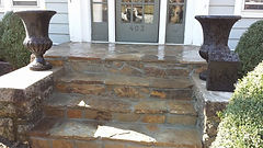 modern stair railings lawrence kansas, modern stair railings kansas city