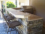 Outdoor Kitchen and bbq grill Overland Park Kansas
