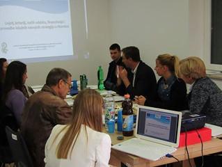 Sastanak radne skupine u svrhu izrade Lokalne razvojne strategije u ribarstvu