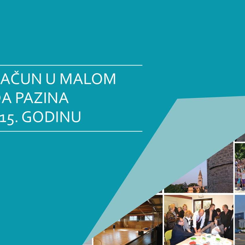 Proracun u malom grada Pazin za 2015 NOVO-1