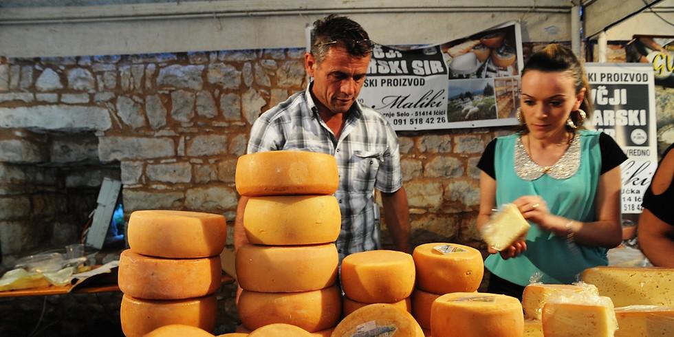Festival sira | Svetvinčenat