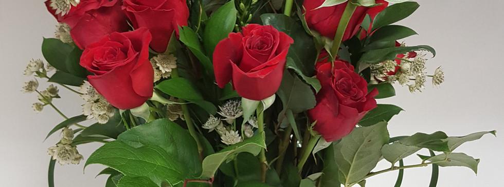Fancy Pansy Valentine's Day