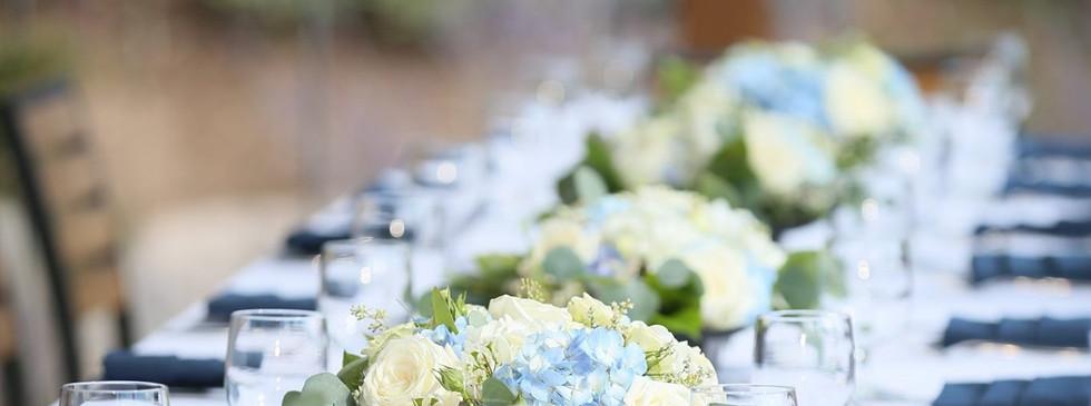 Fancy Pansy Wedding Flowers