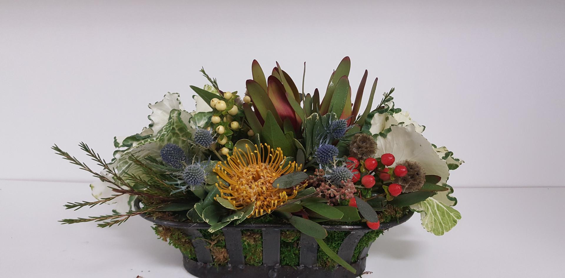 Fancy Pansy Flower Bouquet